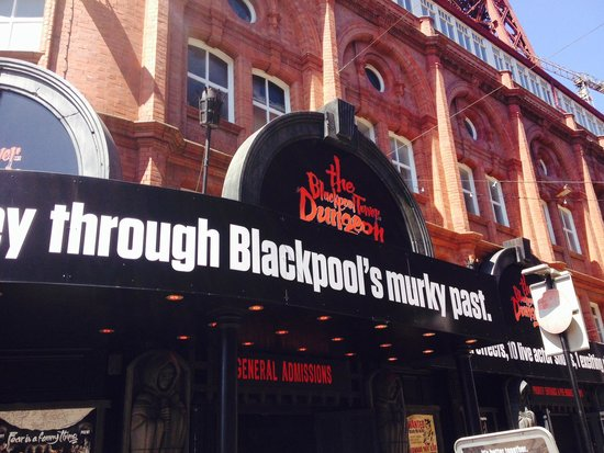The Blackpool Tower Dungeon: Blackpool Dungeons