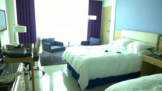 Hilton Cartagena: Cuarto