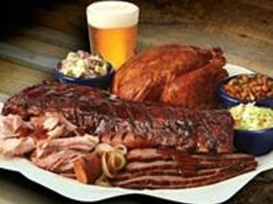 Red Hot & Blue: A real meat Feast - fit for a King