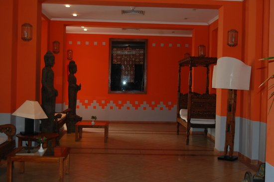 Domina Coral Bay Elisir Hotel: Hall
