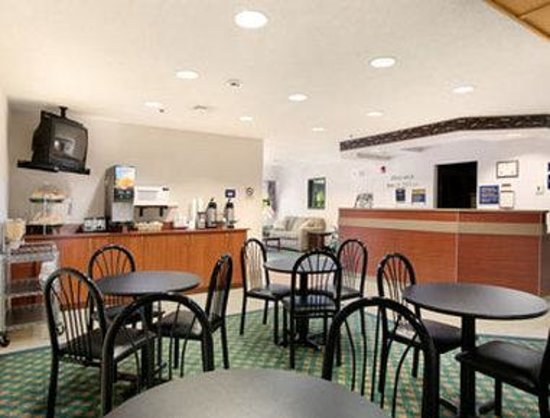 Microtel Inn & Suites by Wyndham Mason/Kings Island: Breakfast Area