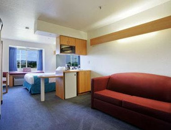Microtel Inn & Suites by Wyndham Morgan Hill/San Jose Area: 1 Bed Suite