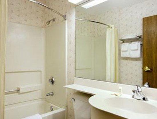 Microtel Inn & Suites by Wyndham Mason/Kings Island: Bathroom