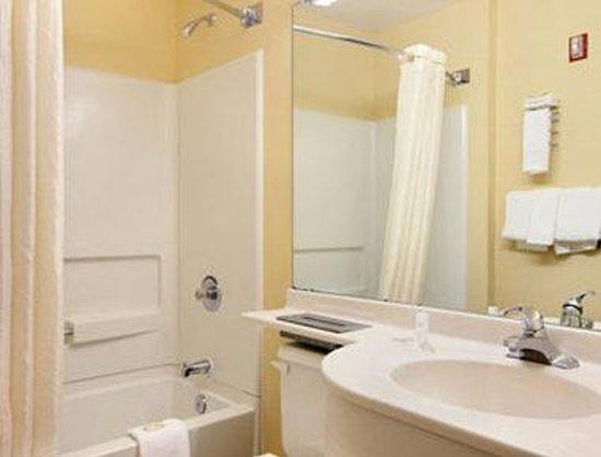 Microtel Inn & Suites by Wyndham Winston Salem: Bathroom