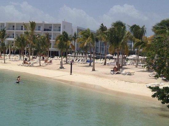 Hotel Riu Palace Jamaica: Hotel view