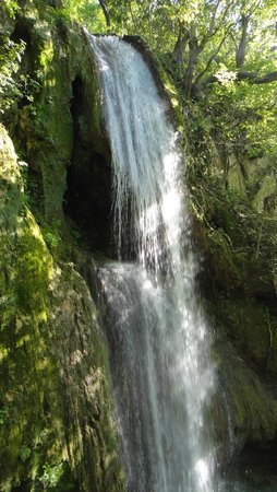 Soko Banja, Serbien: Beautiful waterfall