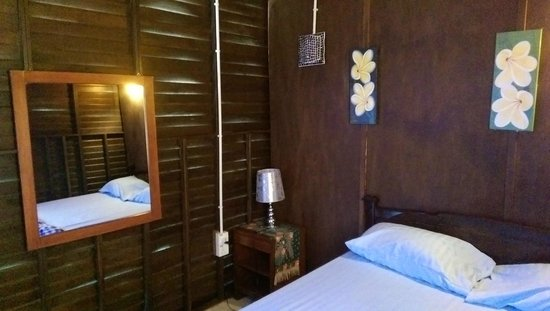 Bayu Dive Lodge : Standard Air-conditioned room