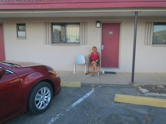 Cozy Inn: Motel