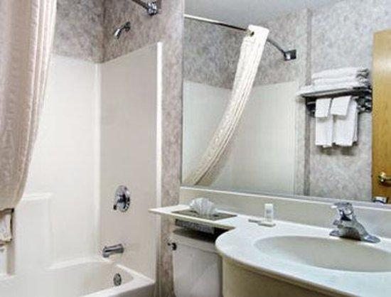 Microtel Inn & Suites by Wyndham Philadelphia Airport : Bathroom