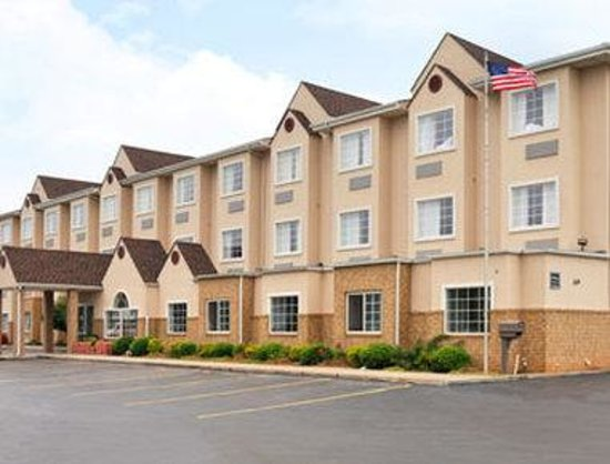 Microtel Inn & Suites by Wyndham Oklahoma City Airport: Welcome to Microtel Inn by WY Oklahoma City Airport