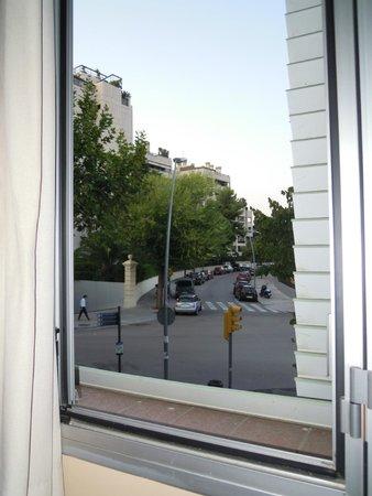 Residencia Universitaria Torre Girona: vista desde la habitacion