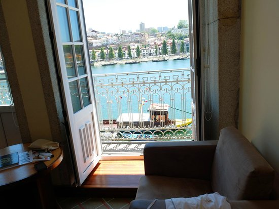 Pestana Vintage Porto: View from room