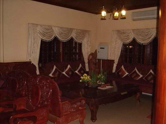 Shining Angkor Boutique Hotel: Dentro del hotel