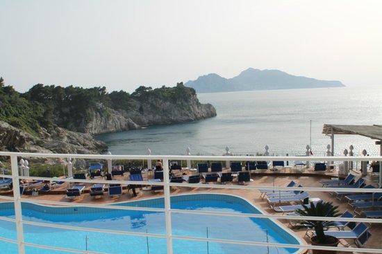 Hotel Delfino : panorama