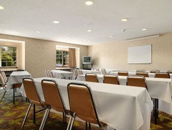Microtel Inn & Suites by Wyndham Decatur: Meeting Room