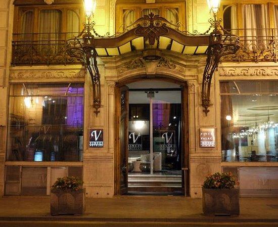 Vincci Palace Valencia: Hotel & dintorni