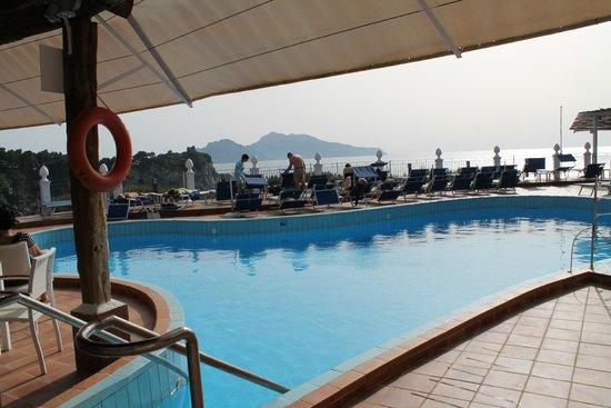 Hotel Delfino : piscina