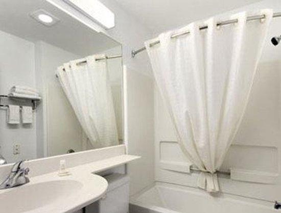 Microtel Inn & Suites by Wyndham Garland/Dallas: Bathroom