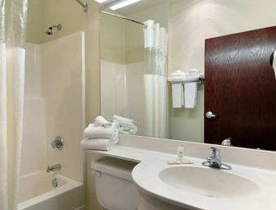 Microtel Inn & Suites by Wyndham Bossier City: Bathroom