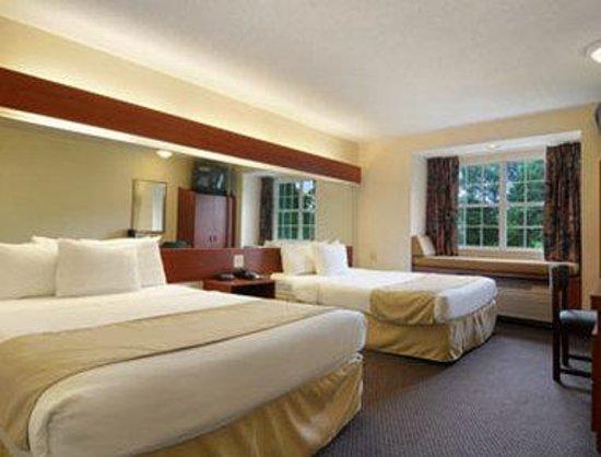 Microtel Inn & Suites by Wyndham Atlanta/Perimeter Center : Standard Queen / Double Room