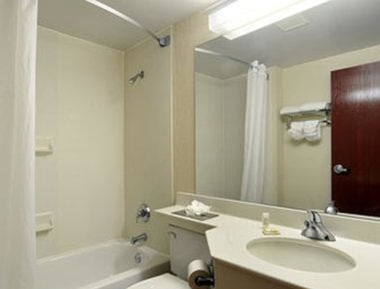 Microtel Inn & Suites by Wyndham Atlanta/Perimeter Center : Bathroom