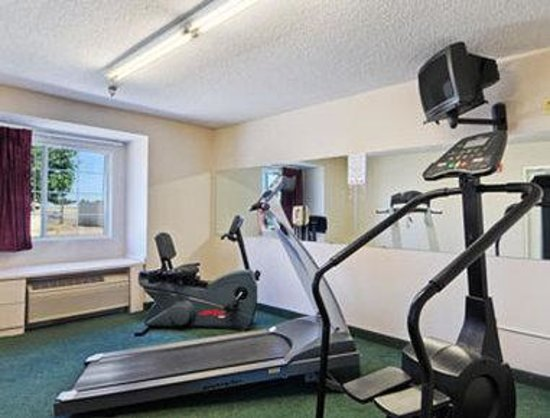 Microtel Inn & Suites by Wyndham Amarillo: Fitness Center