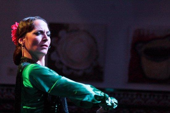 La Casa del Flamenco Auditorio Alcantara: Lucía Álvarez