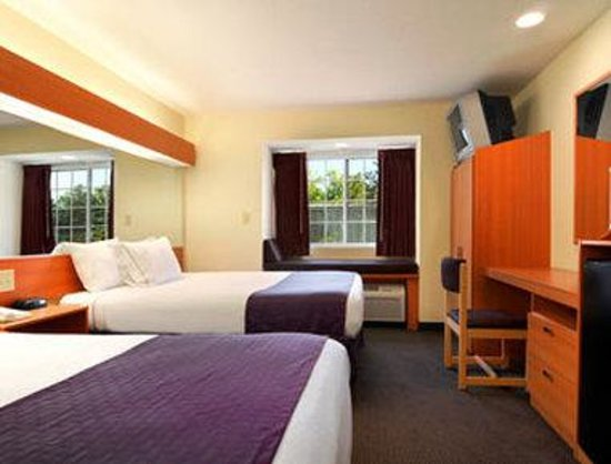 Microtel Inn & Suites by Wyndham Auburn : Queen / Double Room