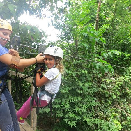 Canopy Vista Los Suenos : My first time, WOW!