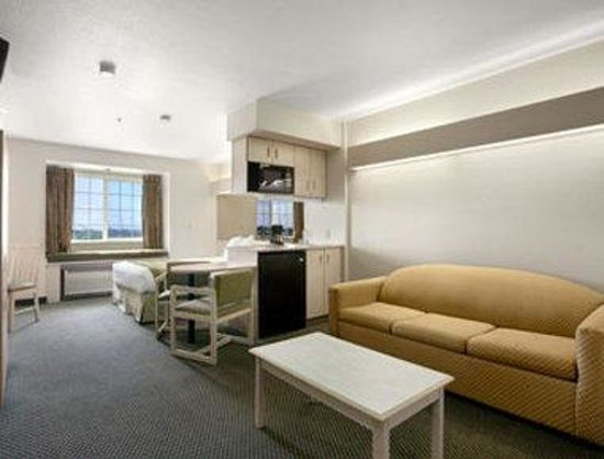 Microtel Inn & Suites by Wyndham Lodi/North Stockton: Suite