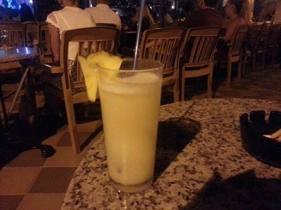 Hotel Riu Touareg : pina colada