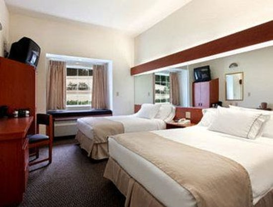 Microtel Inn & Suites by Wyndham Lady Lake/The Villages: Standard Two Queen Bed Room