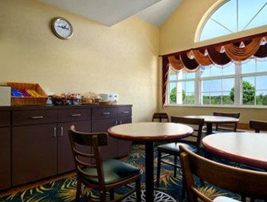 Microtel Inn & Suites by Wyndham Cottondale/tuscaloosa: Breakfast Area