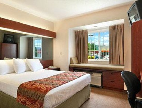 Microtel Inn & Suites by Wyndham Wellsville: Standard Queen Bed Room