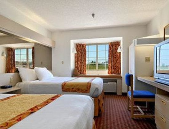 Microtel Inn & Suites by Wyndham Cottondale/tuscaloosa: Queen / Double Room
