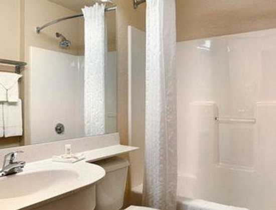 Microtel Inn & Suites by Wyndham Wellsville: Bathroom