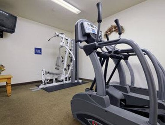 Microtel Inn & Suites by Wyndham Ft. Worth North/At Fossil Creek: Fitness Center