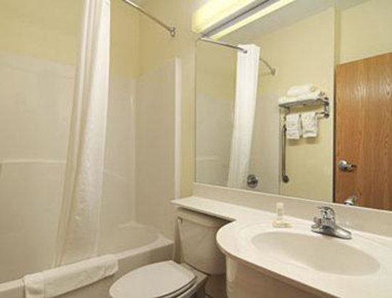 Microtel Inn & Suites by Wyndham Conyers Atlanta Area: Bathroom