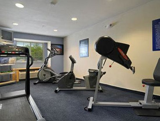 Microtel Inn & Suites by Wyndham Conyers/Atlanta Area: Fitness Center