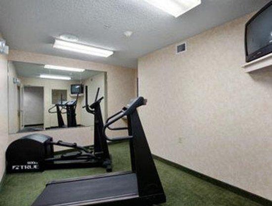 Motel 6 El Paso - Southeast: Fitness Center