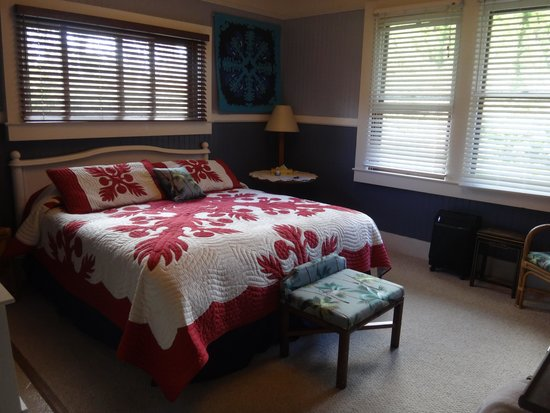 Aloha Junction Bed and Breakfast : bedroom