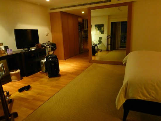 lebua at State Tower: Room