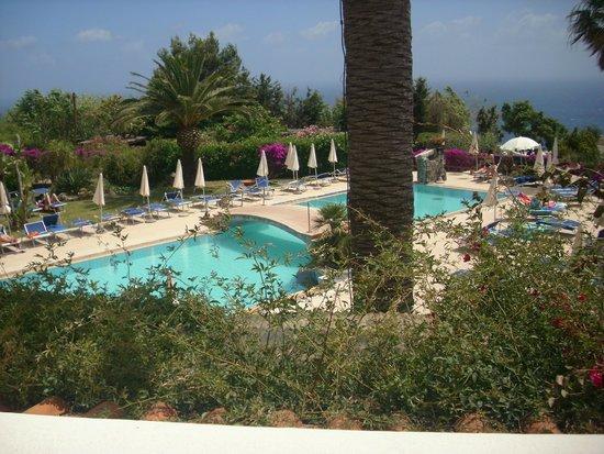 Hotel San Nicola Terme: Außenpool