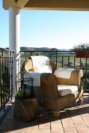Herdade da Corte : Sitio perfecto para relajarse al sol de invierno