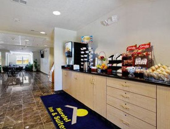 Microtel Inn & Suites by Wyndham Culpeper: Breakfast Area