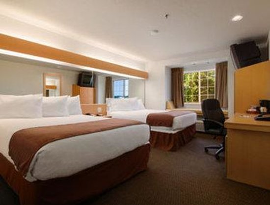 Microtel Inn & Suites by Wyndham Culpeper: Standard Queen  Double Room