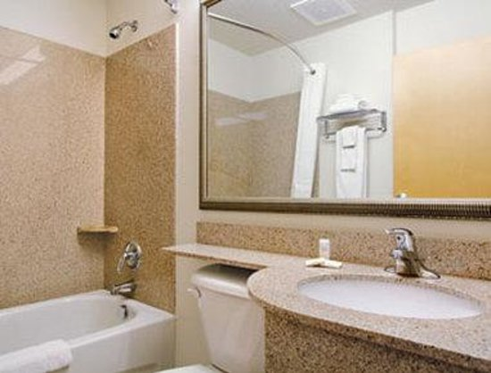 Microtel Inn & Suites by Wyndham Culpeper: Bathroom