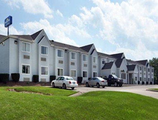 Microtel Inn & Suites By Wyndham Lexington: Welcome to the Microtel Inn by Wyndham Lexington