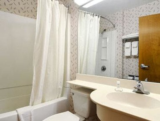 Microtel Inn by Wyndham Murfreesboro: Bathroom