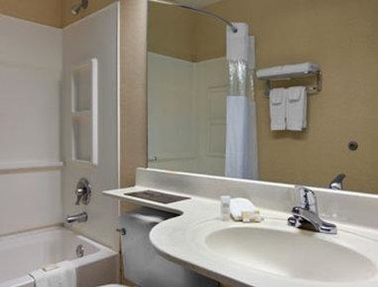 Microtel Inn & Suites by Wyndham Knoxville: Bathroom